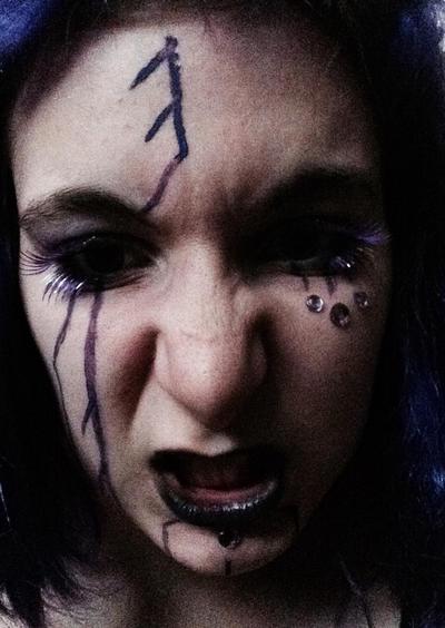 Techno - Darkling by BreeHalo