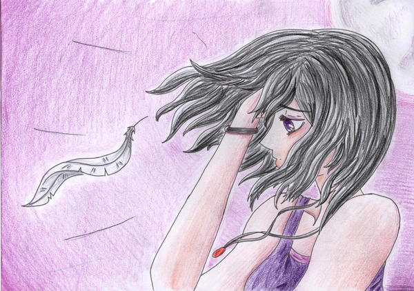 Purple Wind by Lyrastevens