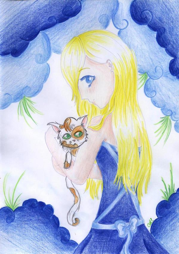 Kitty Kat by Lyrastevens