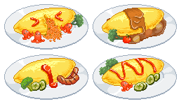 Omurice by Chidorihy