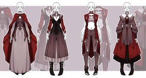 [CLOSED] Outfit Adopts