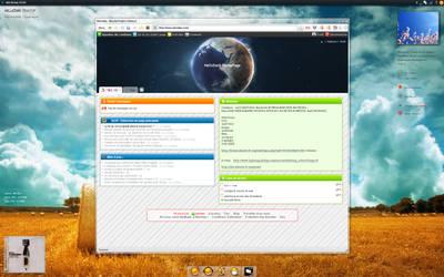 19.05.08 Fresh Linux by HellsDark