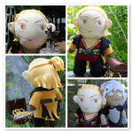 His Chestliness, Varric DAII