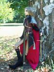 The Lone Swordsman by VineyardElf
