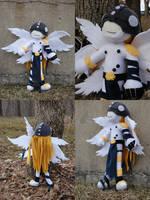 Angemon, Digimon by VineyardElf