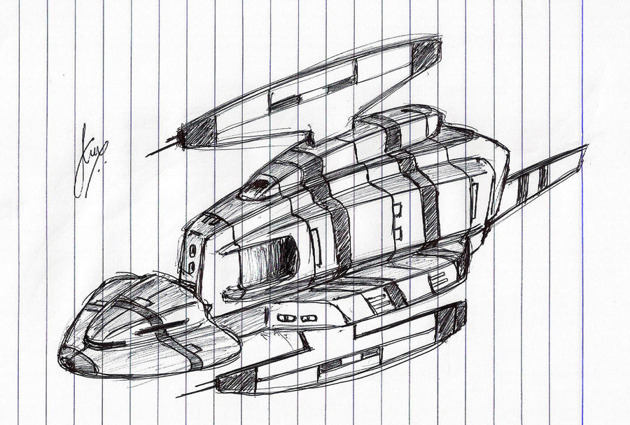 """Hornviper"" Cruiser WIP by Inquisitor-No-7"