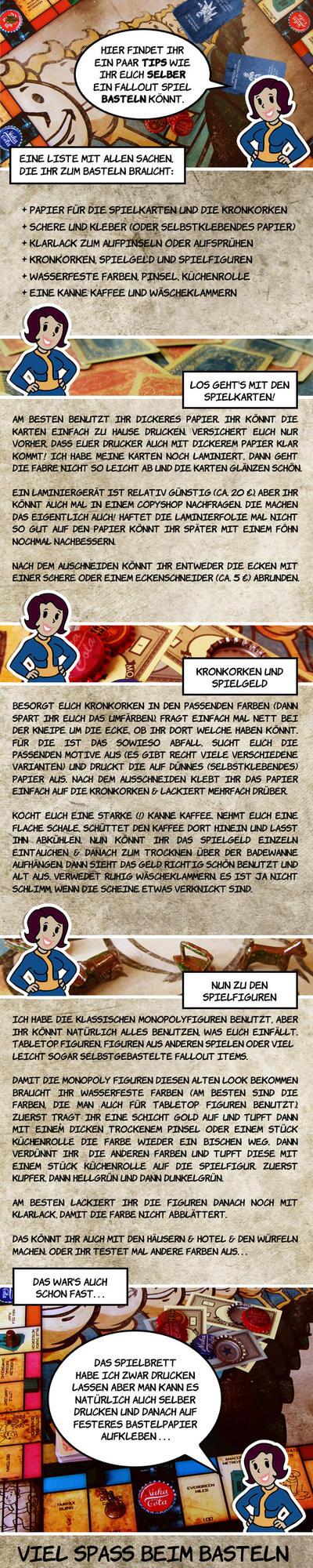 How to make a board game -de- by PinkAxolotl
