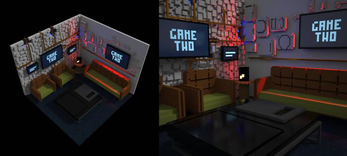 GameTwo Fanart