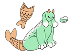 MYO Pet Class Leech (Approved!) by TDrawsFandoms