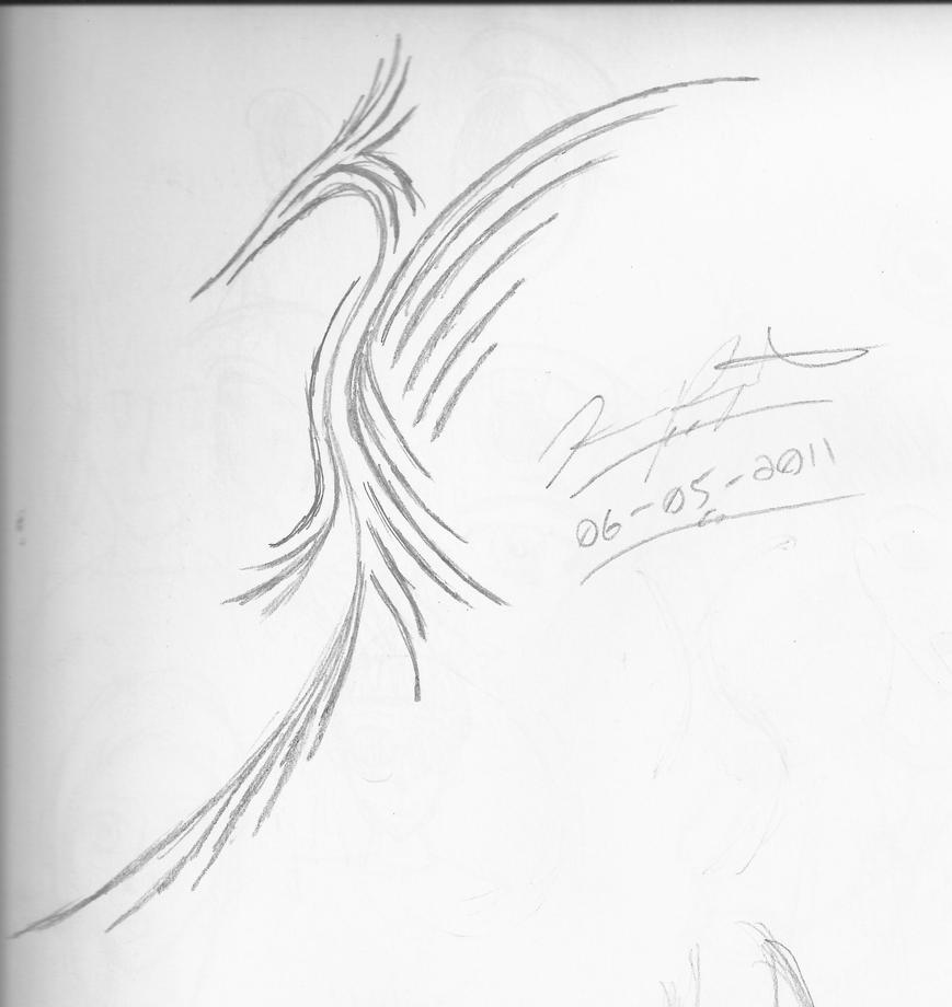 Phoenix Tattoo by WinglessDragun on deviantART