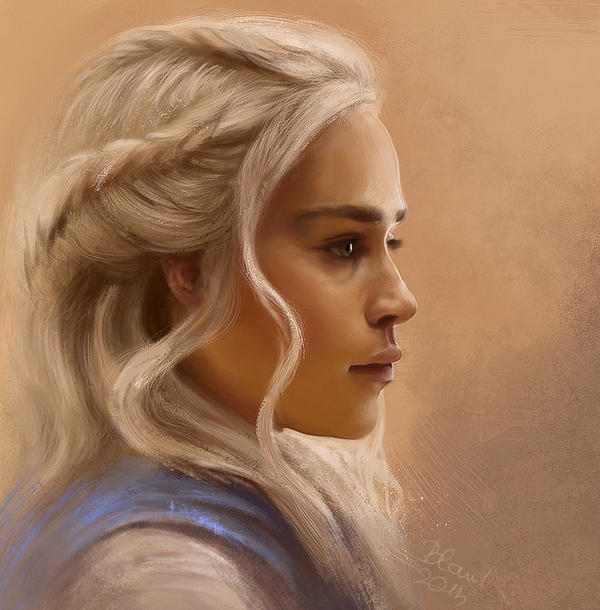 Daenerys by LeBlan