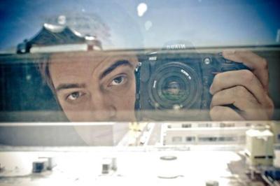 Self Portrait by charlfourie