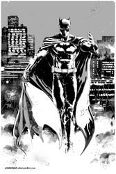 Batman - Black and White