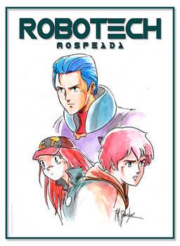 ROBOTECH: Mospeada