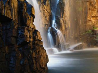 Water Stock - MacKenzie Falls by cbidgie