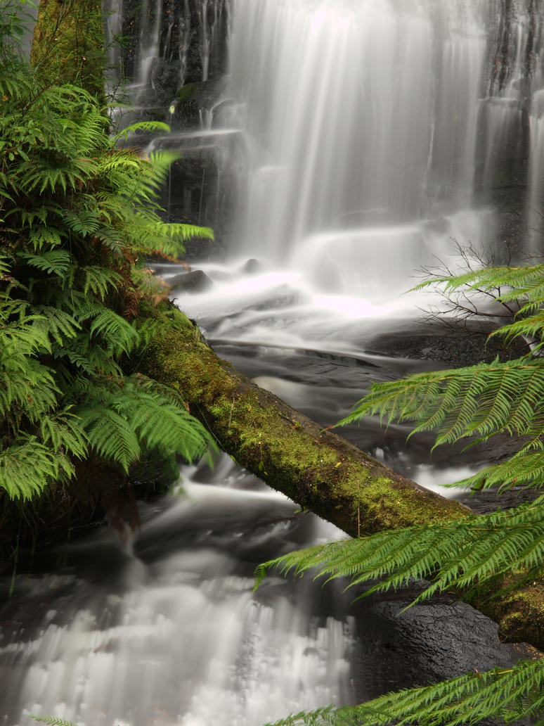 Water Stock - Hopetoun Falls by cbidgie
