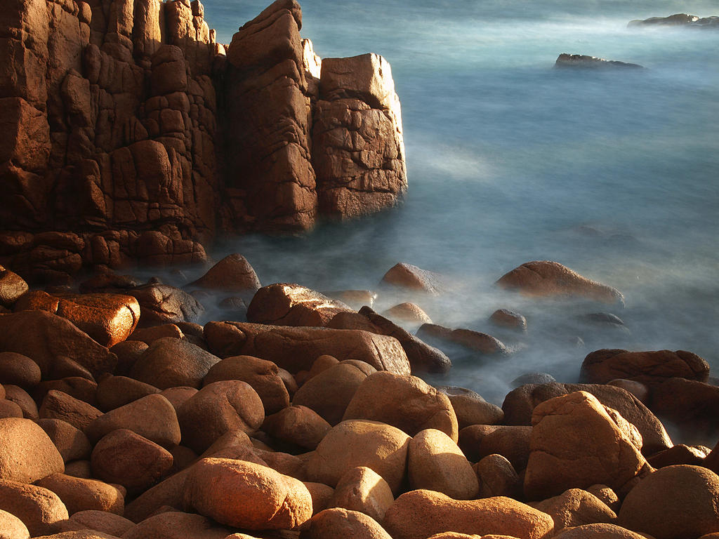 Seas Stock - Pinnacles, Phillip Island by cbidgie