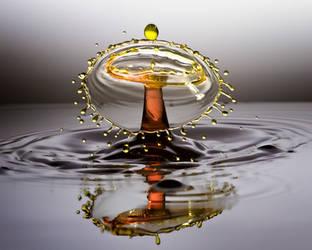 Water Drops 2 by cbidgie