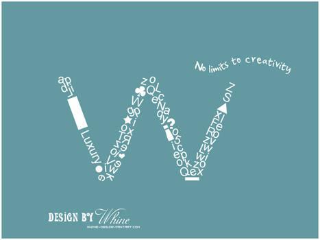 W Typography