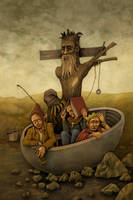 Boatload of Idiots by DaveWhitlam