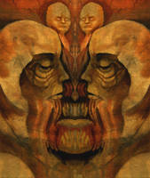 Ancestor 2 by DaveWhitlam
