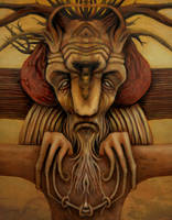 The Bull of Christ by DaveWhitlam