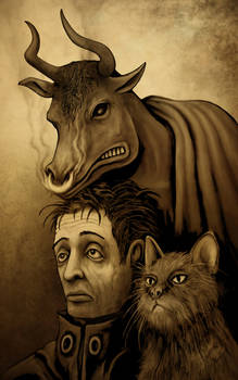 The Cat, the Bull, and the Madman