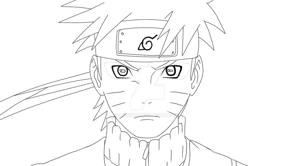 Printable Realistic Head Wolf Coloring Pages moreover Number 9 Says Nine in addition Naruto Coloring Pages moreover Naruto Para Colorear Pintar E Imprimir further Naruto Sage Mode Nine Tails Mode Lineart 487789741. on naruto nine tails coloring pages
