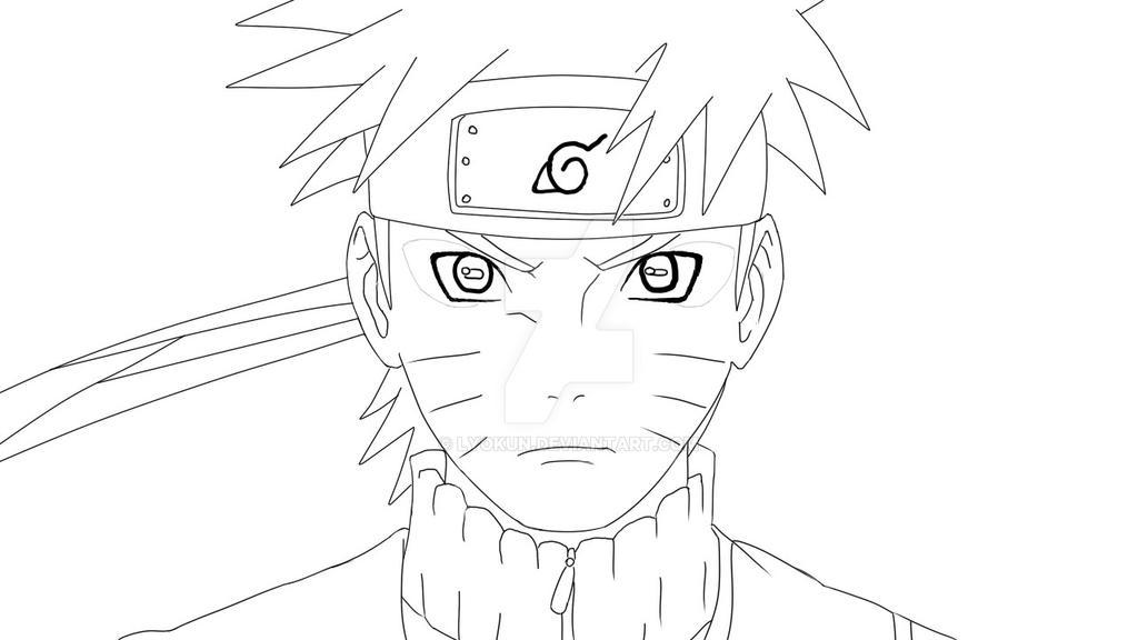 Uzumaki Naruto Sage Mode by LyoKun on DeviantArt