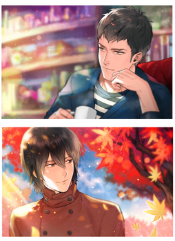 Novel Commission 01