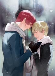 Novel Commission 02 by sine-eang