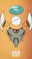 Evangelion unit 00 poster