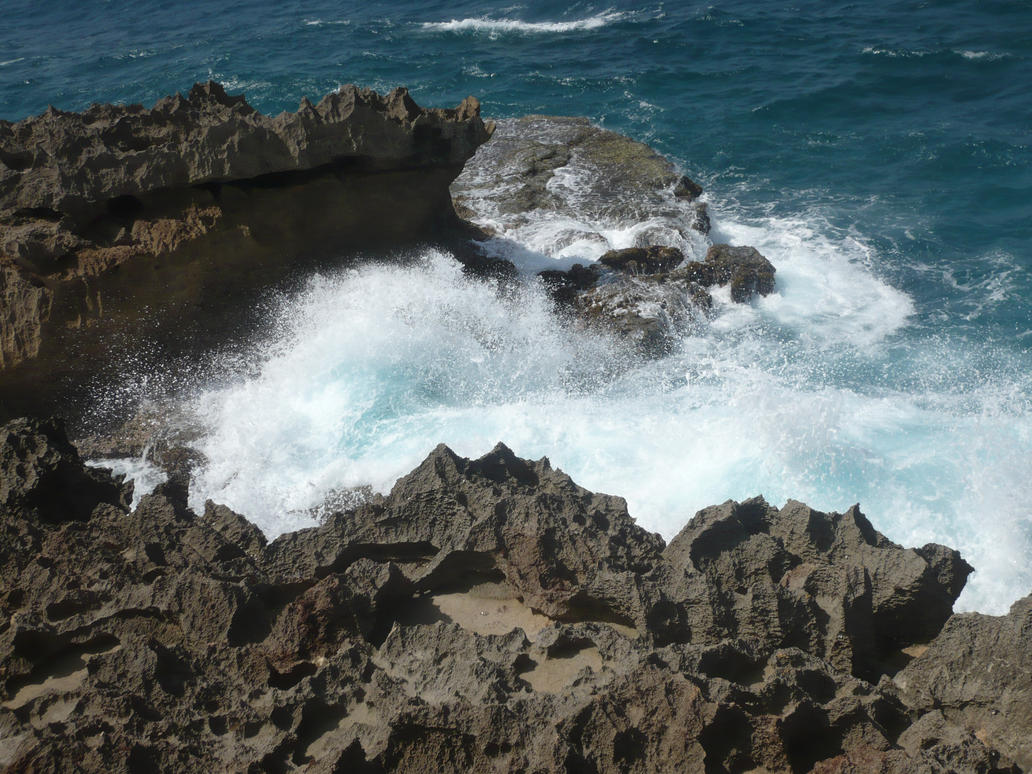 Image result for water on the rocks