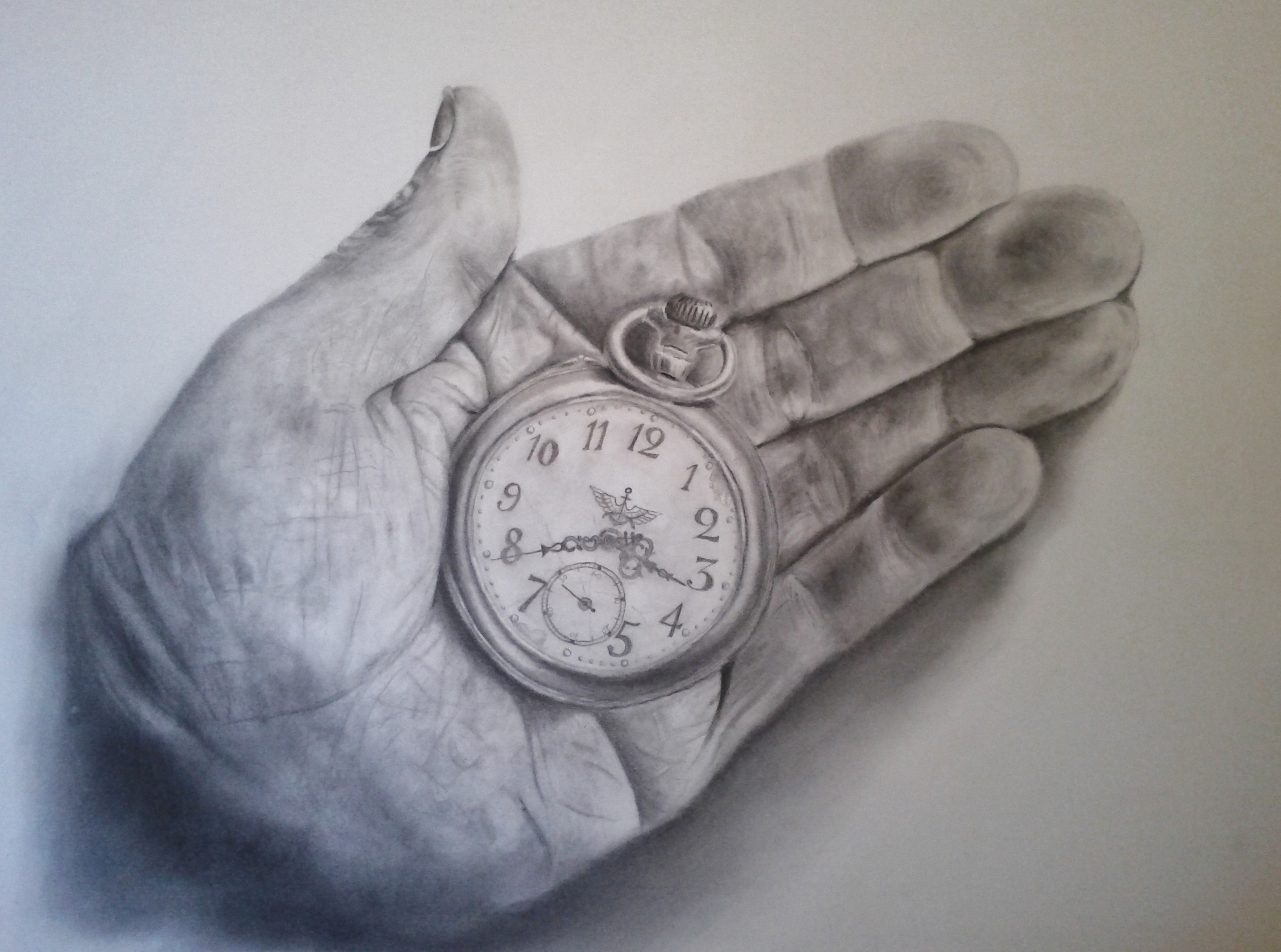 Pocket watch. by scorpio169 on deviantART