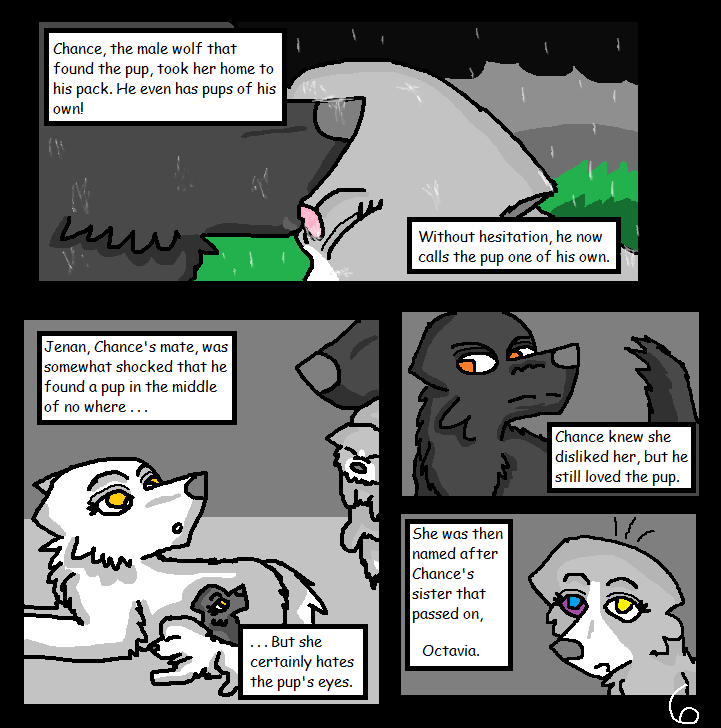 Past Life Page 6 by StormFemaleWolf