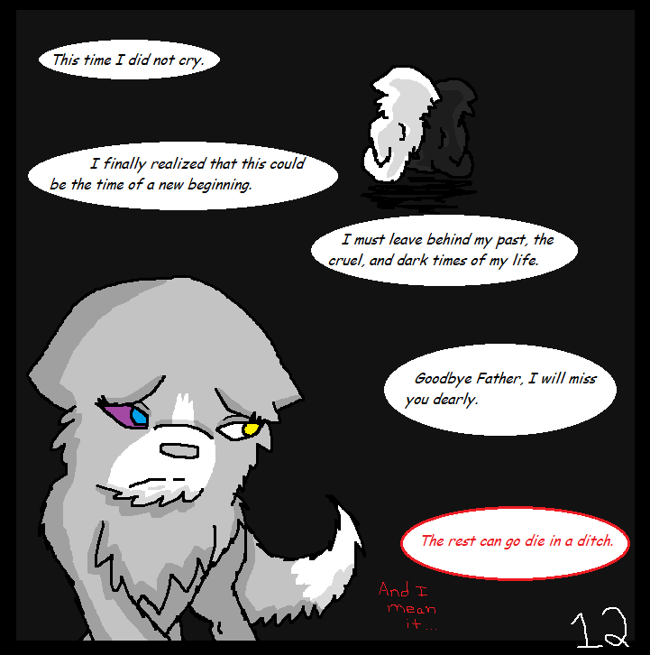 Past Life Page 12 by StormFemaleWolf