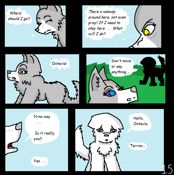 Past Life Page 15 by StormFemaleWolf