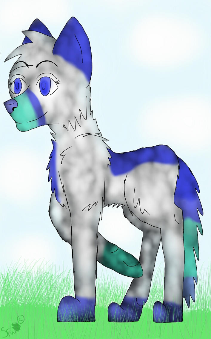 Oriver   (Art trade) by StormFemaleWolf