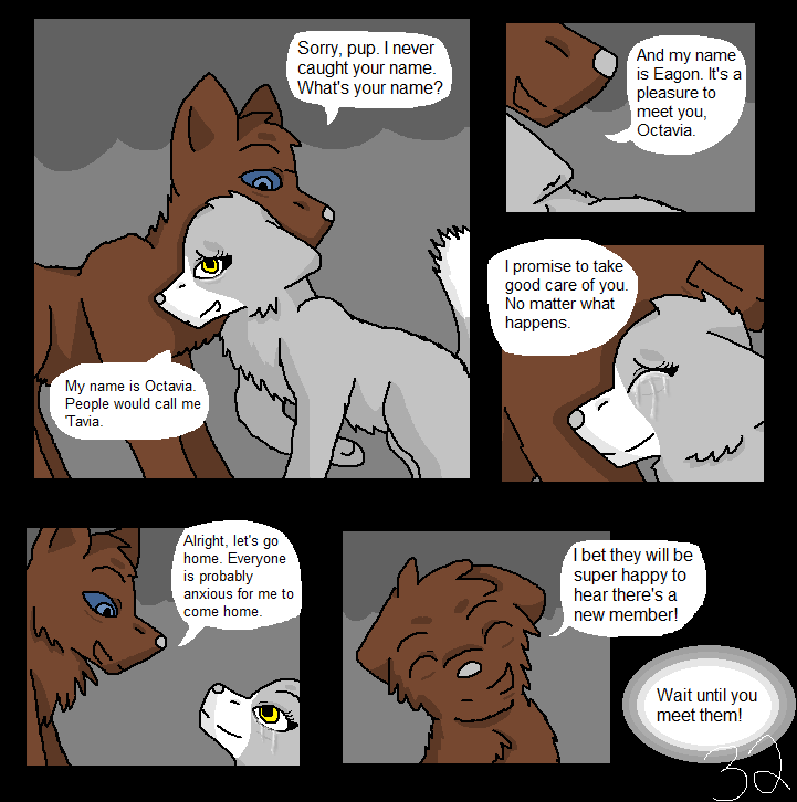 Past Life Page 32 by StormFemaleWolf
