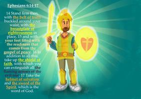 ephesians 6:14 17 by alexpixels