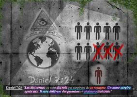 Daniel 7:24 by alexpixels
