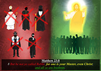 Matthew 23:8