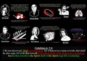 Galatians 6:7 8