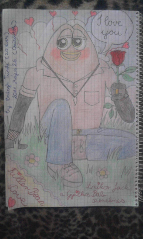 Killer Bean Love by MrsCromwell