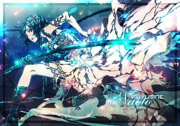 Naoto Fuyumine by BulletXCarnage