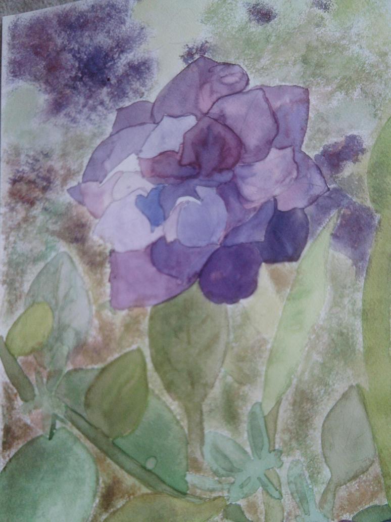Purple To Be by Deusluxmea