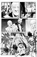 Wolverine Sample Page 2 by ArminOzdic