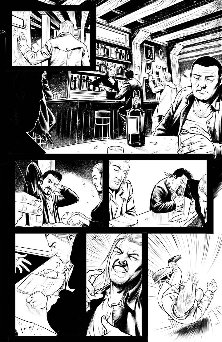 Sufferance Page 13 by ArminOzdic