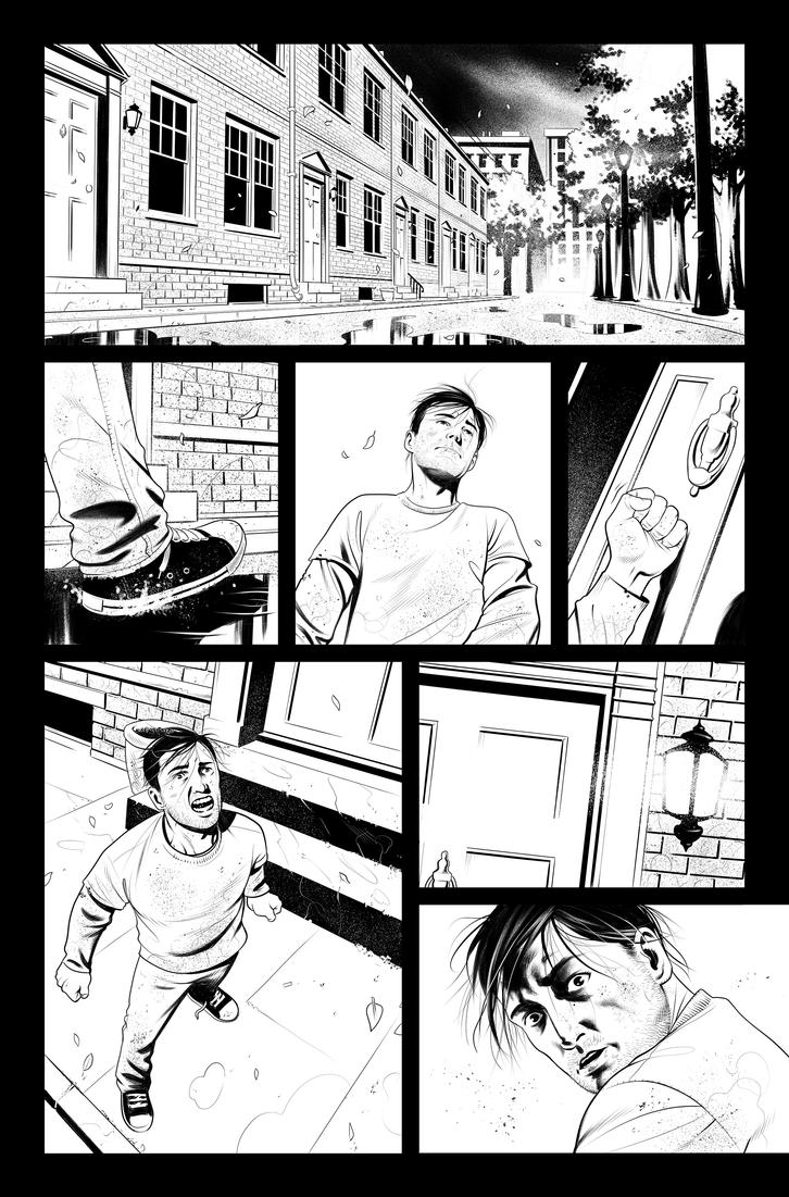 Life from Bone page 1 by ArminOzdic