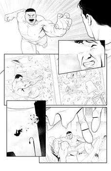 Hulk vs Superman Page 2